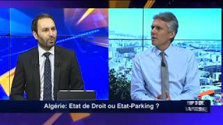 Algérie: Etat de Droit ou Etat-Parking ?