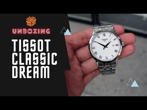 TISSOT CLASSIC DREAM T1294101101300