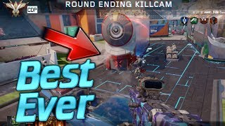 The SCUMBAG SNIPER.. Worlds Best BO3 SnD Sniping!