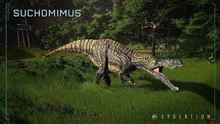 JURASSIC WORLD EVOLUTION - SPINOSAURUS BLOOD TIMELINES???