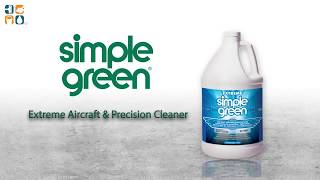 Simple Green Aircraft Cleaner