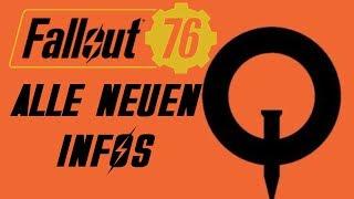 Fallout 76 - Neue Informationen von der QuakeCon 2018