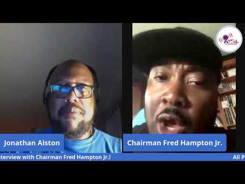 All Politics R Local…Extra a conversation with Fred Hampton Jr.