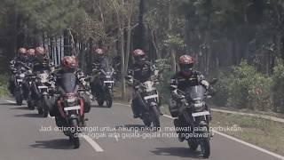 Touring Suzuki GSX150 Bandit Lintas Jawa 1000 KM