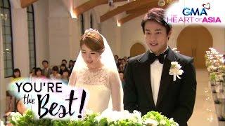 "You're The Best! ❤️ on GMA-7 ""Sa Puso Ko'y Ikaw""-1:43 MV with lyrics"