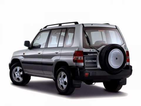 Mitsubishi Pajero Pinin SUV 5 doors   Exterior & Interior