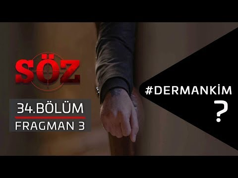 Söz  -  34.bölüm  -  #dermankim  -  Fragman 3
