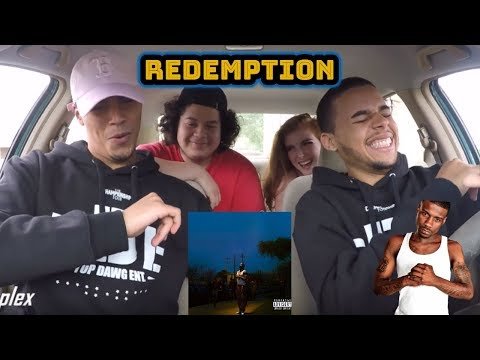 JAY ROCK – Redemption (FULL ALBUM) REACTION REVIEW