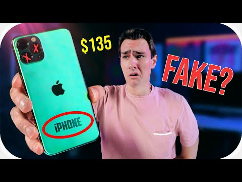 $135 Fake iPhone 11 - How Bad Is It?