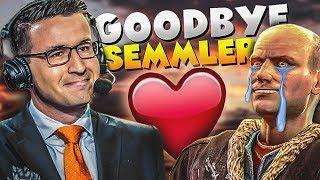 CS:GO - GOODBYE SEMMLER - BEST MOMENTS!