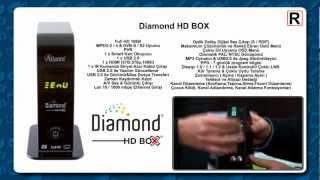 Atlanta HD Box Diamond Uydu Alıcı Tanıtım Videosu