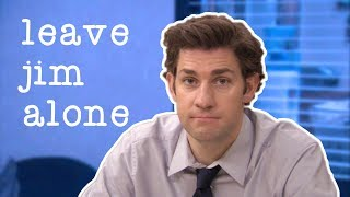 Leave Jim Halpert Alone