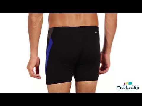 7d0809d25 Sunga de natação Boxer B-Fit Nabaiji - Exclusividade Decathlon ...