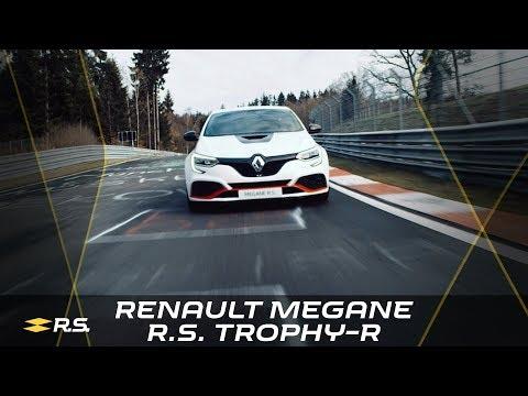 Renault Mégane R.S. Trophy-R 2019 Nürburgring Nordschleife Highlights