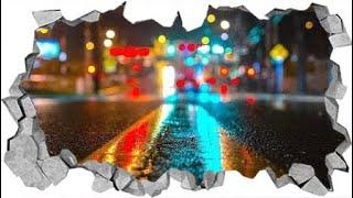 City lights ⁴ᴷ [ Over 360 ]