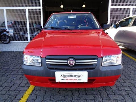 Fiat Uno Mille 1.0 8v Economy (Flex) - 2013