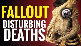 Fallout 4 Most Disturbing Deaths
