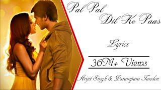 Mp3 Pal Pal Dil Ke Paas Movie Mp3 Song Download Mr Jatt