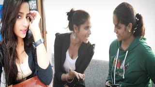 Cute girl Asking Kya aap Virgin Ho | prank on Cute girl | Comedy girl