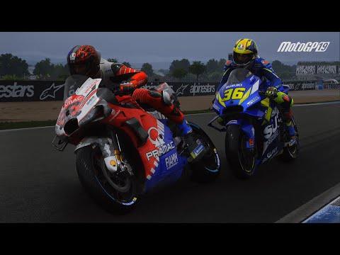 MotoGP 19 | Pro Career Pt 41: Not Again!! (Xbox One X)