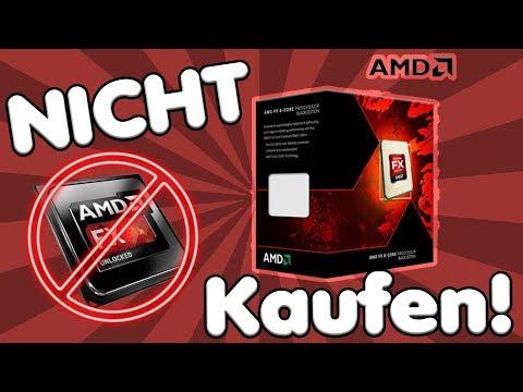 DARUM sollte man die AMD FX Prozessoren NICHT mehr kaufen | FX 6300 in 2017?
