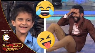Naughty Sachin Makes Judges Can't Stop LAUGHING! | DID L'il Masters Season 3
