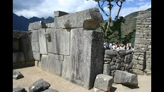 Machu Pic'chu: Clear Evidence Of A Pre-Inca Megalithic Core At The Site