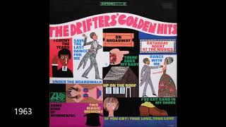 """The Drifters - """"Up on the Roof"""" - Stereo LP - HQ"""