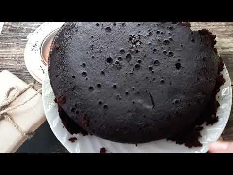 Постный шоколадный Брауни!