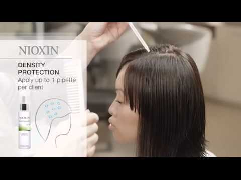 NIOXIN Scalp Renew Density Protection 45ml densité vitalité du cheveu