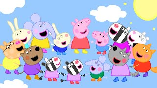 Peppa Pig Official Channel   Peppa Pig Jumps to the Sky