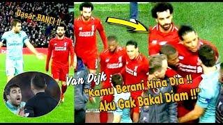 Mo Salah Dihina Oleh Sokratis !! Begini Reaksi Gila Van Dijk Saat Liverpool Melawan Arsenal
