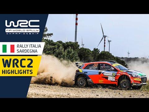 WRC2 2021 第5戦ラリー・イタリア ハイライト動画
