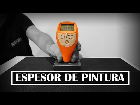 Cuánto mide la pintura de un auto - MEDIDOR DE ESPESOR ELCOMETER 456 en 2019 Dodge RAM
