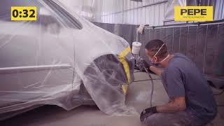 Rapid repair - para pequenos ralados na pintura do seu carro
