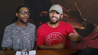 Gan Ga Remix   Bryant Myers Con Anuel AA | Reaction