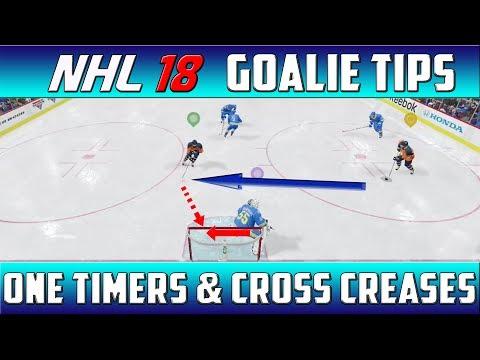 NHL 18 Goalie Tips Thread [feat. The Crease Police ...