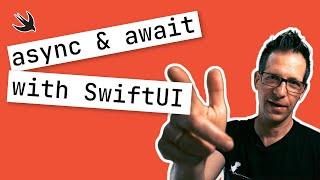 Using async/await in SwiftUI