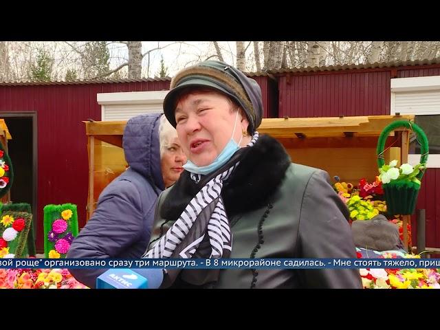 Православные ангарчане отмечают Радоницу