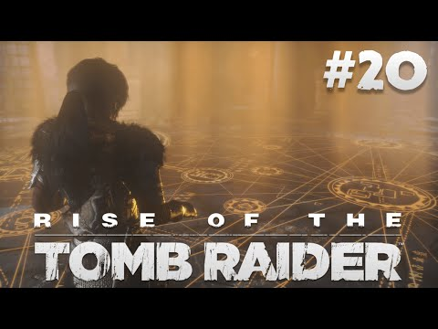 [GEJMR] Rise of the Tomb Raider - EP 20 - Observatoř
