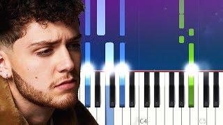 Bazzi   I.F.L.Y (Piano Tutorial)