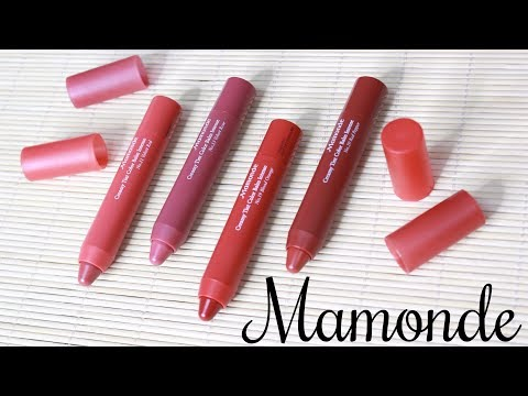BIYW Review Chapter: #38 MAMONDE CREAMY TINT COLOR BALM INTENSE SWATCH & REVIEW