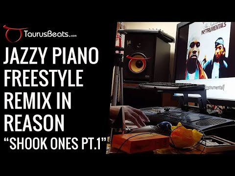 Shook Ones Piano Freestyle by TaurusBeats