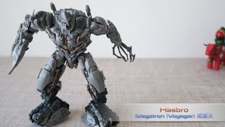 小不高兴和他的小伙伴们——Transformers Studio Series 13 (Voyager) Megatron 威震天 (V级)