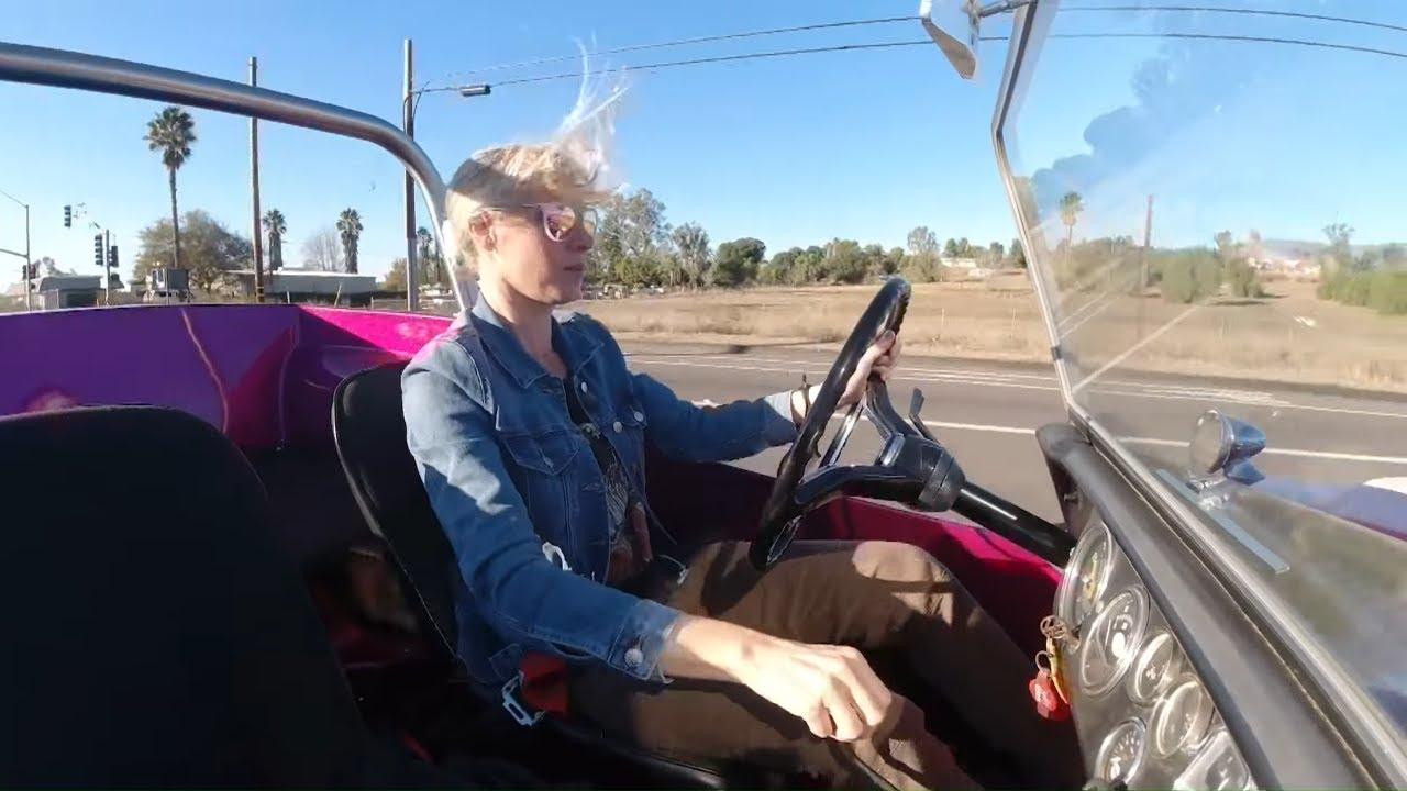 Au volant d'un Buggy
