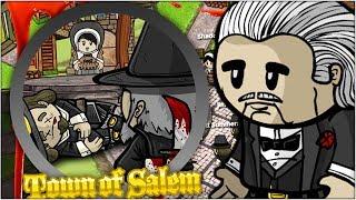 JAILOR VS MAFIOSO? HOW DID I LOSE? TOWN OF SALEM?!?