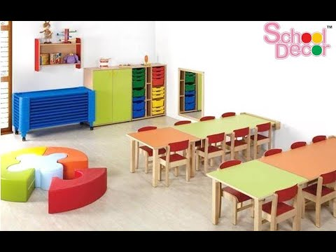 Kids Wooden Chair For Play School