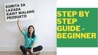 Work At Home Philippines | Step-by-step Lazada Affiliate Program | For Beginners