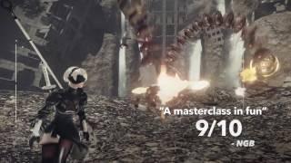 videó NieR: Automata