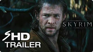 SKYRIM (2021) Movie Teaser Trailer Concept – Chris Hemsworth Live Action Elder Scrolls (Fan Made)